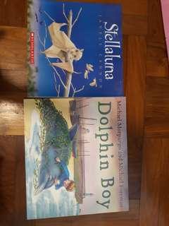 Michael Morpurgo Dolphin Boy