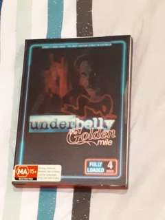 Underbelly The Golden Mile DVD box set