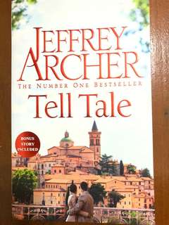 Jeffery Archer - Tell Tale