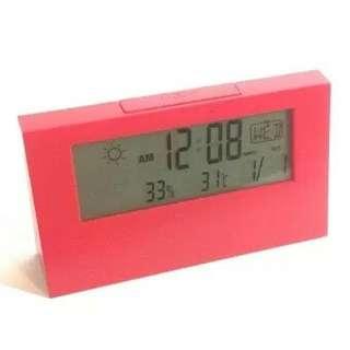 LCD ALARM CLOCK MINISO