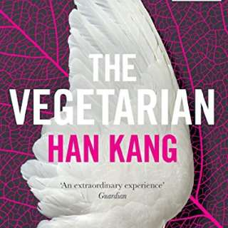 The Vegetarian, Han Kang