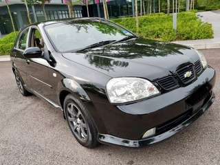 CHEVROLET OPTRA 2004 1.8 AUNTIE OWNER