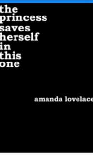 Ebook - The princess saves herself in this one by amanda lovelace