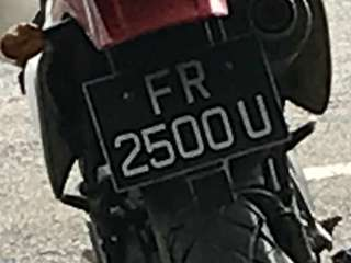 number plate(revised)
