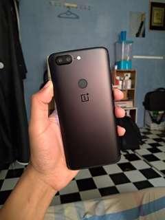 OnePlus 5T 64Gb Ori Import