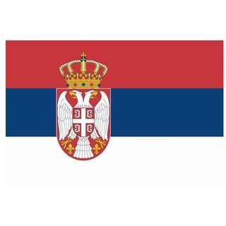 Serbia Flag (3x5ft)