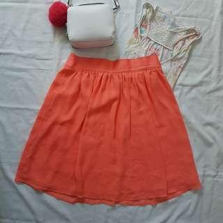 Rok Skirt Peach