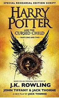 (ebook) Harry potter and the cursed child by Jk Rowling