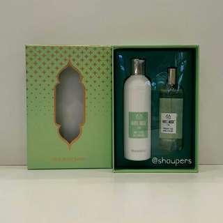 White Musk L'eau Gift Set Duo The Body Shop
