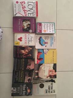 Books paulo coelho jean sasson twilight