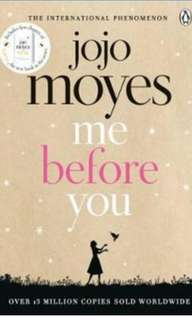 (Ebook) Me before you by Jojo Moyes