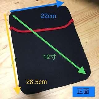 【全新】12寸內膽包 ipad 超厚保護 平板電腦 apple android 防震 多功能
