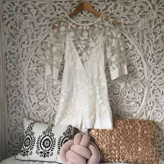 Alice McCall Look Playsuit