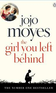 (ebook) The girl you left behind by Jojo moyes