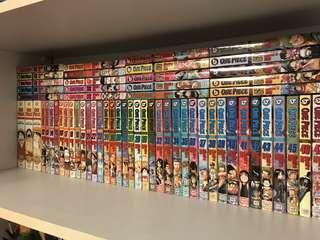 One Piece English Manga