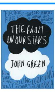 (ebook) The fault in our stars by John green