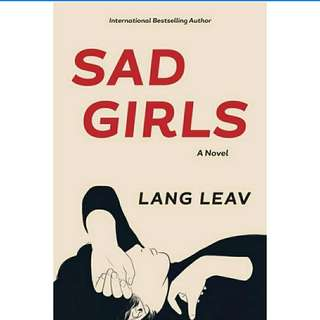 (Ebook) Sad Girls - Lang leav