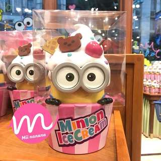 USJ Minion 新款Cupcake Bob小食桶