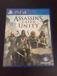 PS4 Assassin's Creed Unity (Used)