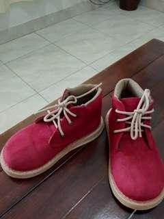 Sepatu boots anak laki2/ perempuan