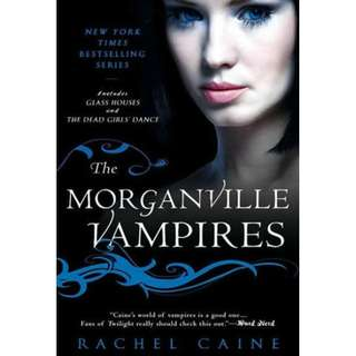 🚚 The Morganville Vampires Series , Volume 2
