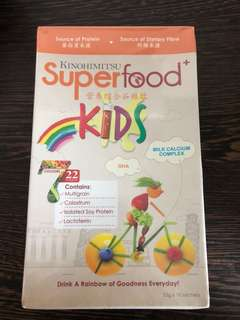 Kinohimitsu superfood kids