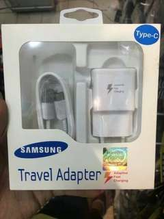 Charger Samsung USB C 15W Fast Charging Original S8 Note 8