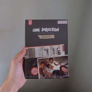 "Penshoppe Exclusive One Direction ""Take Me Home"" Limited Edition Yearbook"