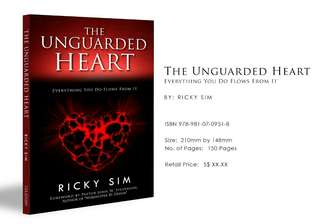 🚚 The Unguarded Heart by Ps Ricky Sim