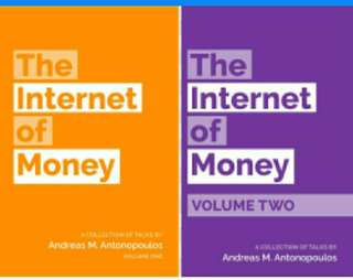 (ebook) The internet of Money Vol 1&2 by Andreas M Antonopoulos