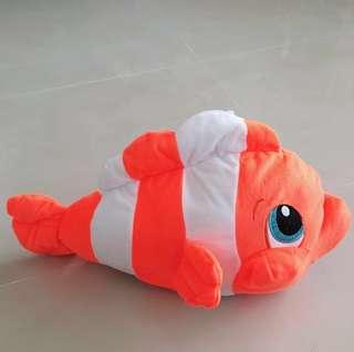 Soft Toy plushy (Nemo Fish)
