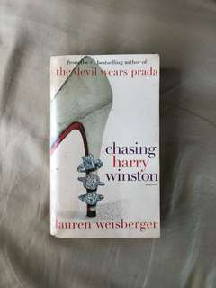 Chasing Harry Winston by Lauren Weisberger