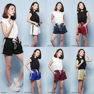 Line Up shorts