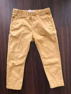 Original Zara Khaki Pants