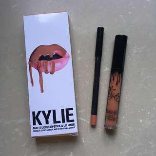 🚚 Kylie Lip Kit in Exposed
