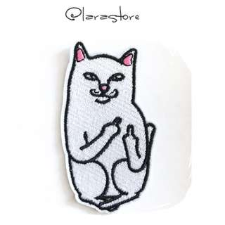 Bn iron on patch cat