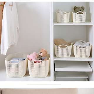 Storage Basket(Bundle of 3)