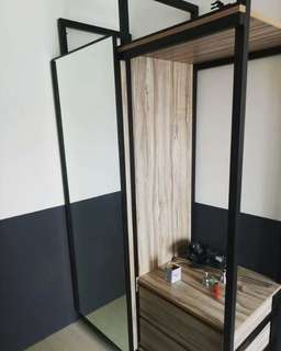 Open Closet Woodworks
