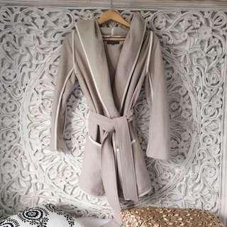 Sheike Wrap Coat