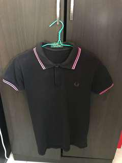 S> Fred Perry Polo Tee!