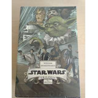 Hardbound - William Shakespeare's Star Wars Trilogy by Ian Doescher