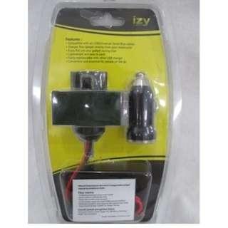 USB Charger Untuk Motor