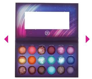 🚚 BH Cosmetics Galaxy Chic - 18 Color Baked Eyeshadow Palette