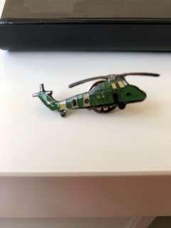 英軍Wessex直升機襟章