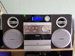 FBB: Philips Micro Hi-Fi System MC-145