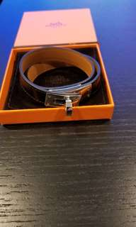 Hermes Bracelet Kelly double