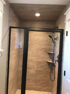 Frame Shower Enclosure