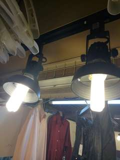 Track Light without bulb