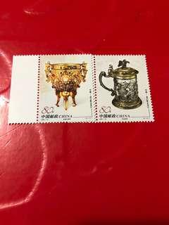 中國郵票2006-18
