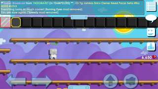 Growtopia High Leveled Account
